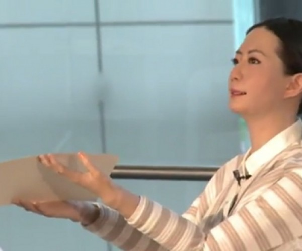 Here Come the Robot News Anchors: Tonight's Top Story: Robopocalypse!