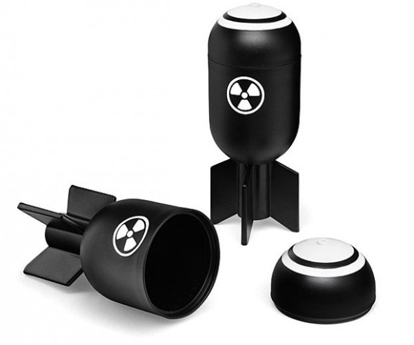Bombs Away Shot Glasses: Get Bombed Tonight!