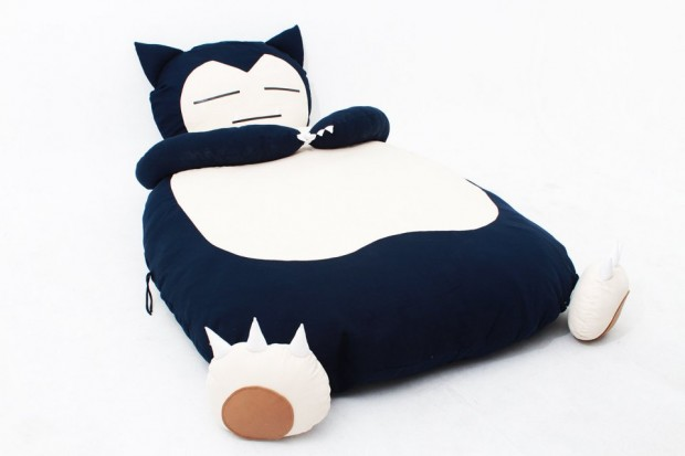 snorlax bed1