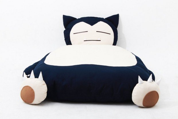 snorlax bed2