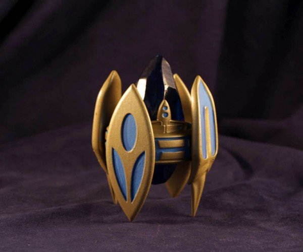 StarCraft II Pylon Figurine: Crystal of My Aiur