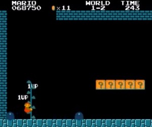 New Infinite 1-Up Glitch Discovered in Super Mario Bros.