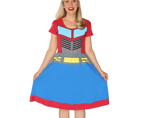 Transformers Dresses: Optimiss Prime
