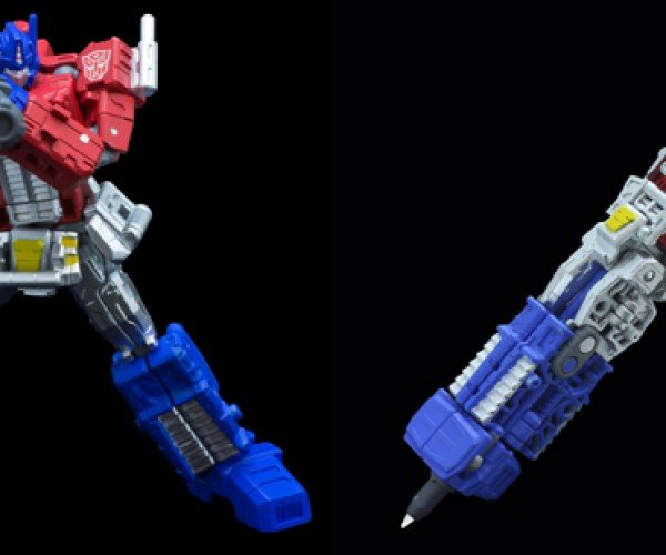 Awesome Transformers Pens are More than Meets the Scribe