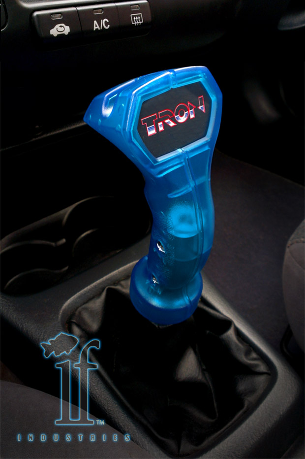 tron gear shifter 1