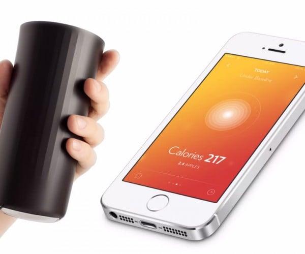 Vessyl Smart Glass Tracks Caffeine and Calories You Drink