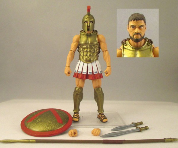 Vitruvian H.A.C.K.S. Action Figures: Poseable, Swappable, Disassemble…able.
