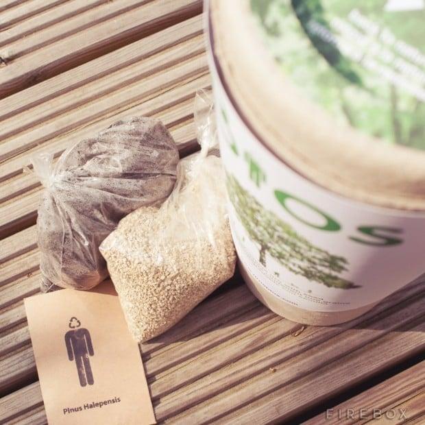 Biodegradable Pet Urn Tree Kit1