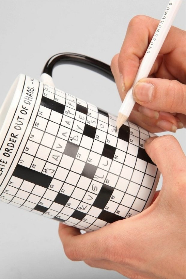 Crossword Puzzle Mug1