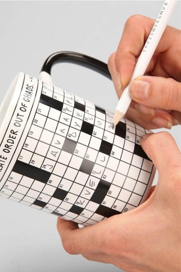 Crossword Puzzle Mug1