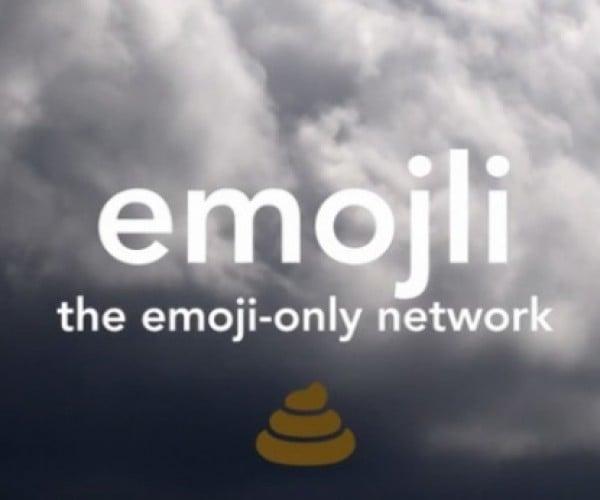Emojli Social Network: Literally Nothing But Emojis