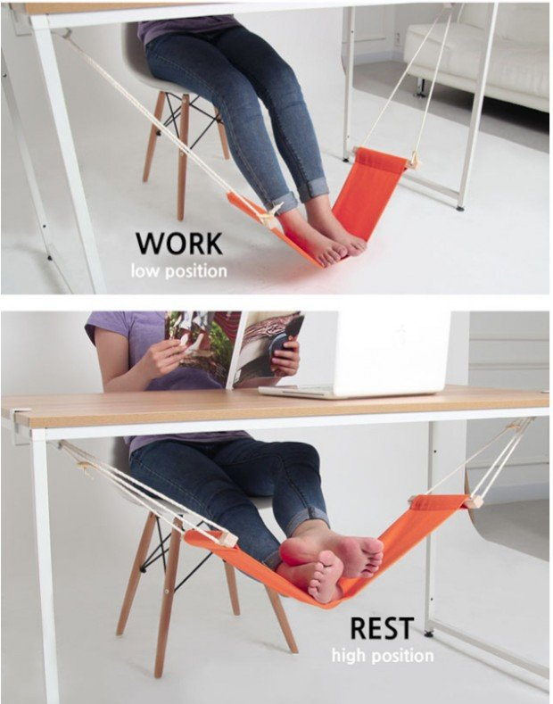 Fuut Desk Foot Rest1