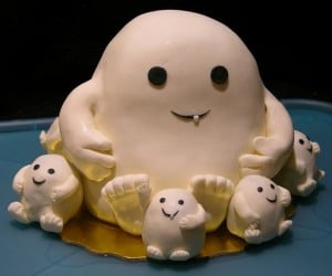 Adipose Cake Will Make Your Fat Melt Away