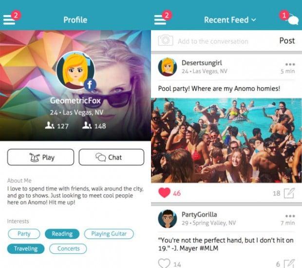 anomo social network app 620x550
