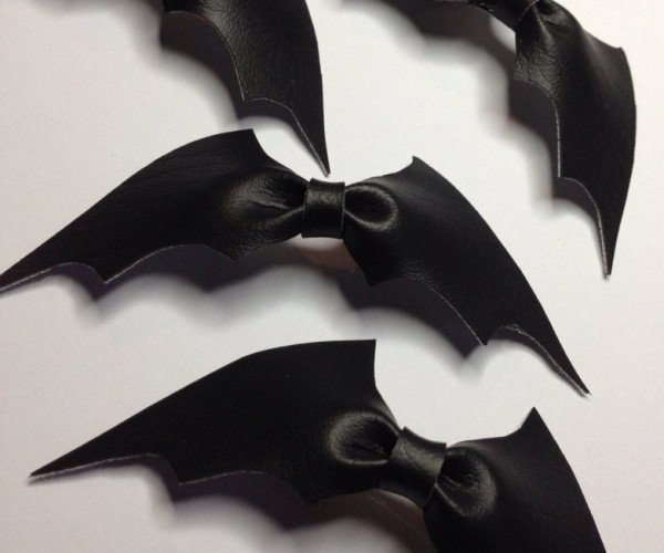 Bat Bows Add Some Bats to Your Belfry