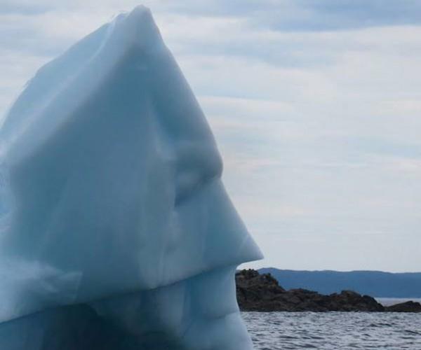 Batman Iceberg Patrols Gotham Harbor