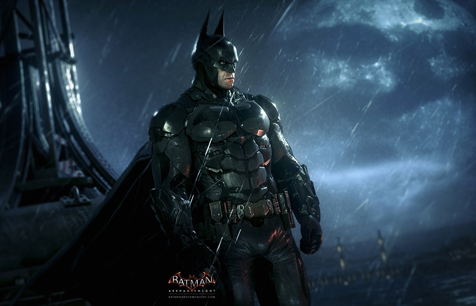 how to change your skin in batman arkham knight