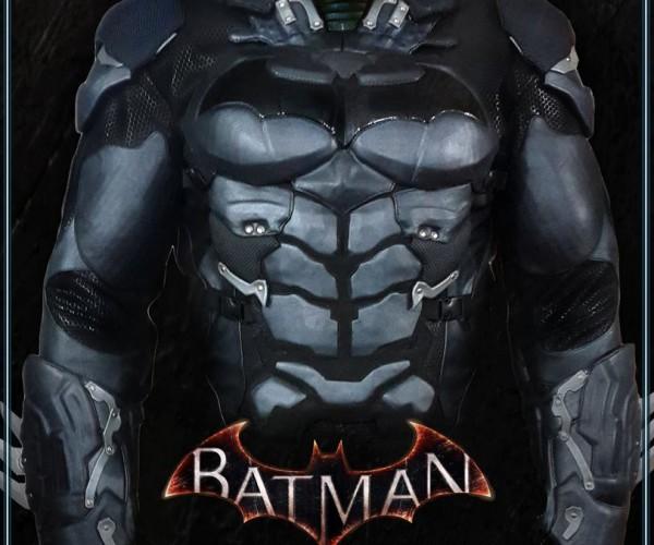 Batman: Arkham Knight Motorcycle Suit: Ride Mode