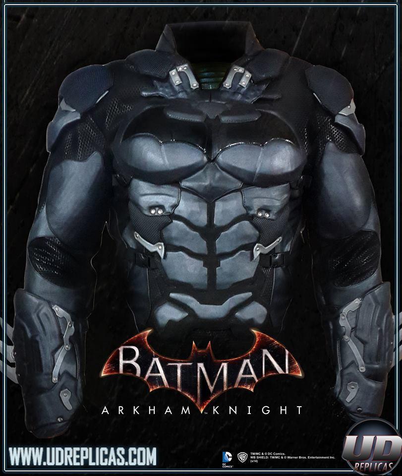 Batman Arkham Knight Motorcycle Suit Ride Mode Technabob