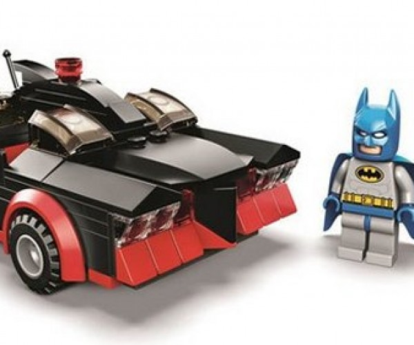 LEGO SDCC Exclusive Batman Classic TV Series Batmobile