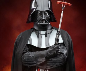 Darth Vader Lightsaber BBQ Fork: The Dark Side of the Fork