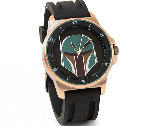 Boba Fett Wristwatch: It's Time to Defrost Solo