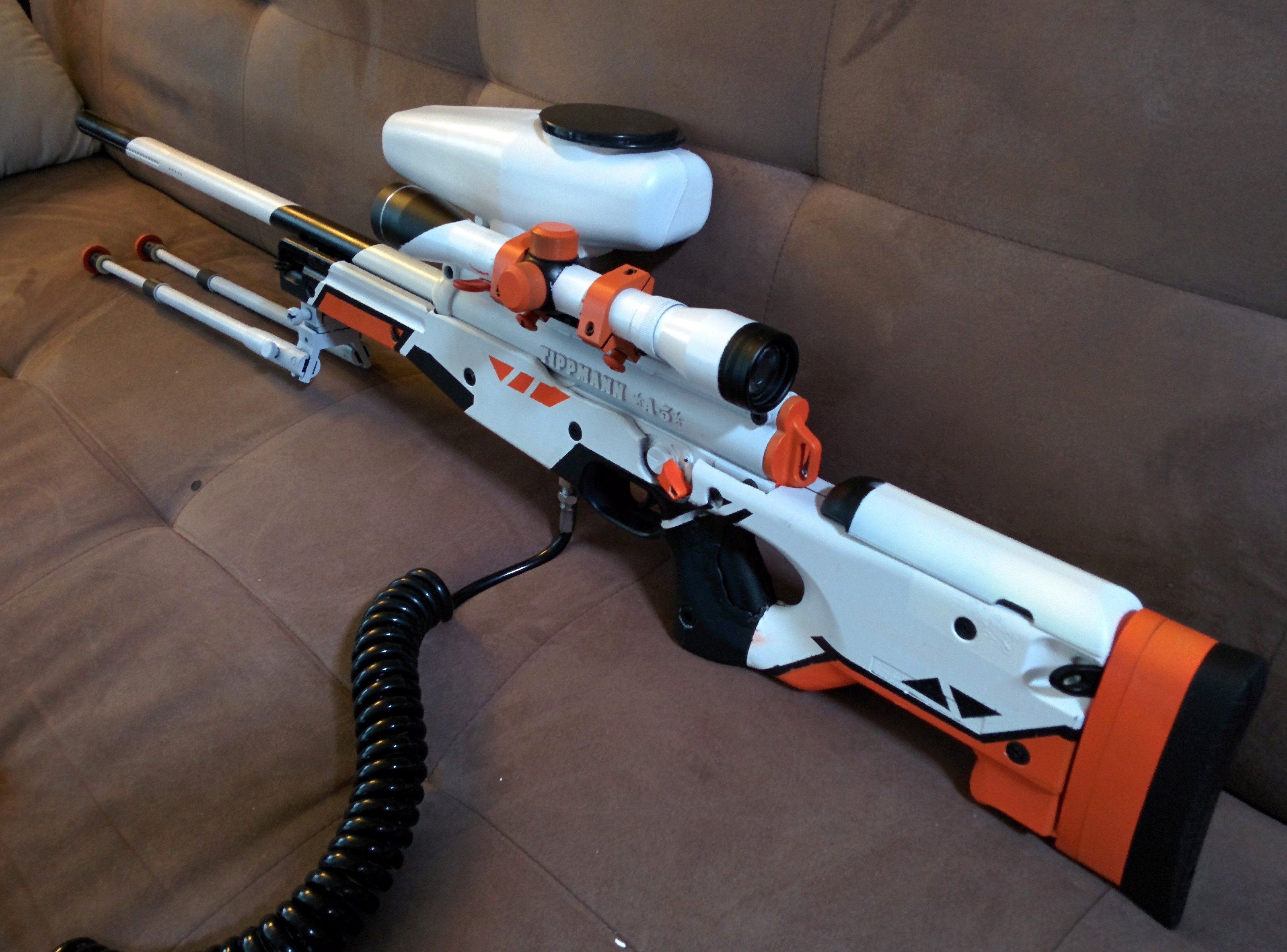 Counter-Strike Sniper Rifle Paintball Gun