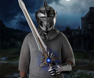 Diablo III Sword of Justice Replica Will Smite the Unjust