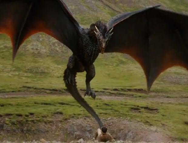 dragons golf