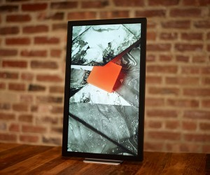 Electric Objects EO1: The iMac of Digital Picture Frames