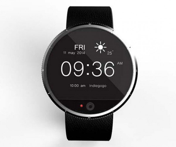 FiDELYS Smartwatch: The Eyes Have It