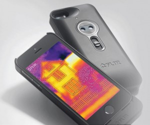 Flir One iPhone Thermal Camera Released
