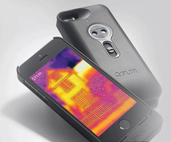 Flir One iPhone Thermal Camera Released