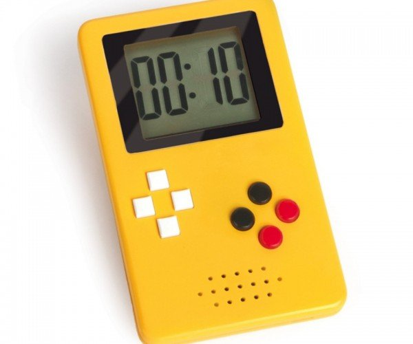 Game Boy Digital Timer: Watch and (No) Game
