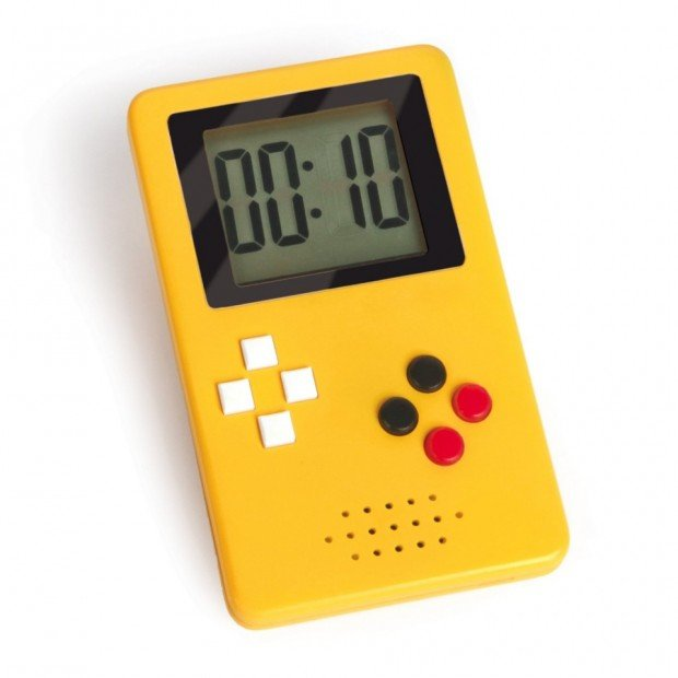 game boy timer