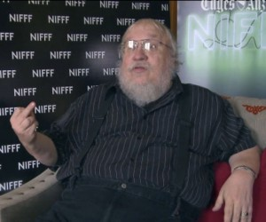 George R.R. Martin Says F-you to Fans Worried He Will Die before Finishing Series