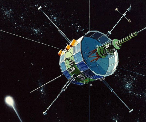 ISEE-3 Satellite Propulsion System Fails, Lunar Impact Possible