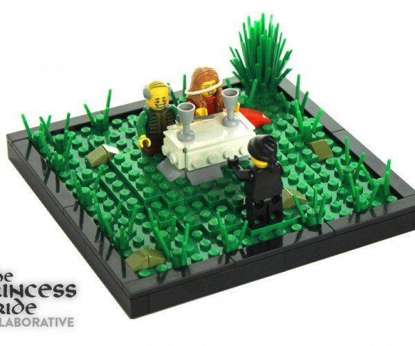 Princess Bride LEGO Dioramas Lets You Match Wits with a Sicilian