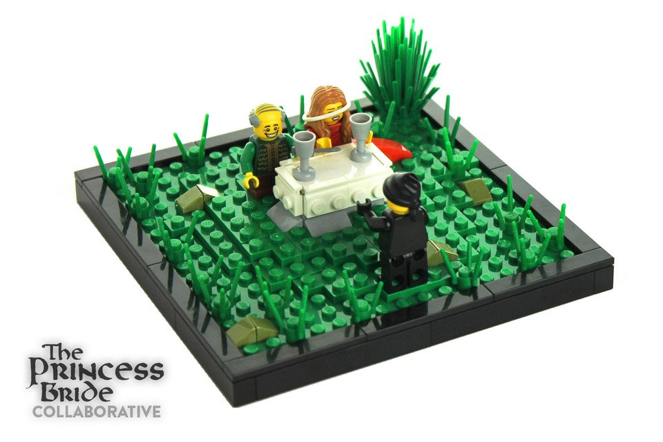 Princess Bride LEGO Dioramas Lets You Match Wits with a ...