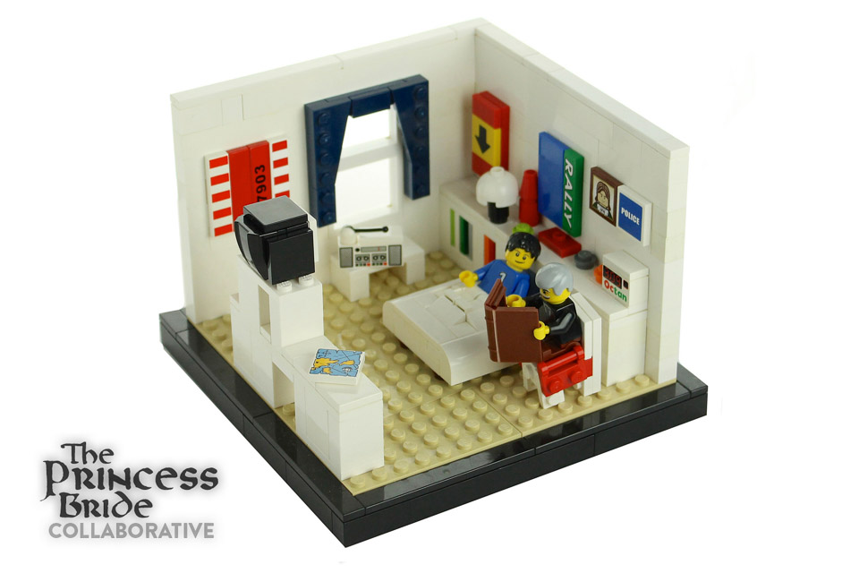 Princess Bride LEGO Di...