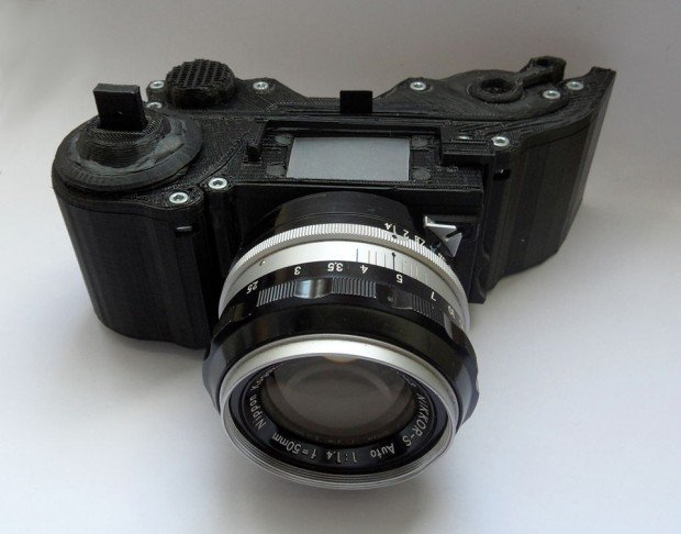 openreflex 3d printed camera by leo marius 3 620x486