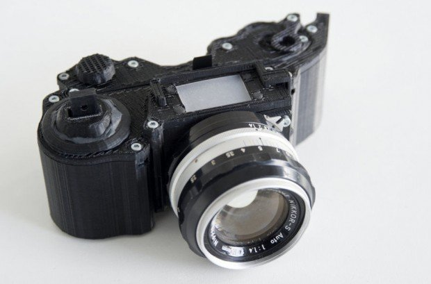 openreflex 3d printed camera by leo marius 620x409