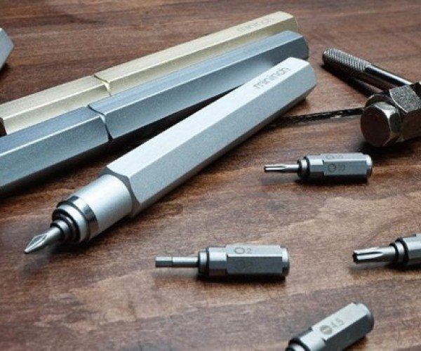 Mininch Tool Pen Multi-tool: The Write Tool for the Job