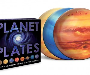 Planetary Plates: Solar System Suppers