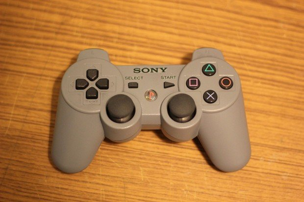playstation dualshock 3 dualshock gray by lazermajor 5 620x413