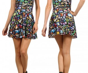 This Dress Has Every Single Pokémon on It
