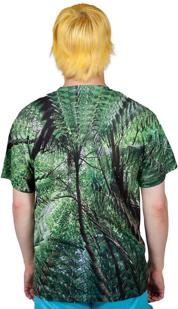Hide From Arnold In This Predator Camouflage T Shirt