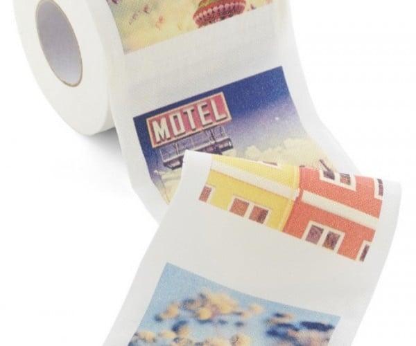 Photo Toilet Tissue Paper: Crappy Pictures
