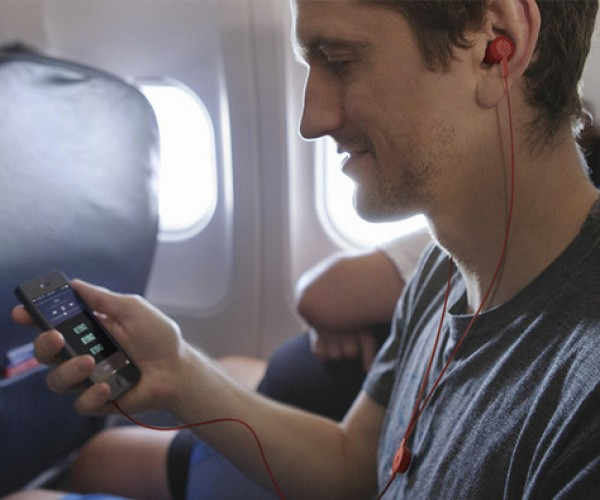 Equalizers Earphones Concept Prevents Ear Pain Due to Changes in Air Pressure