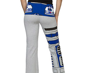 R2-D2 Yoga Pants Are Something Jedi and Sith Can Both Appreciate